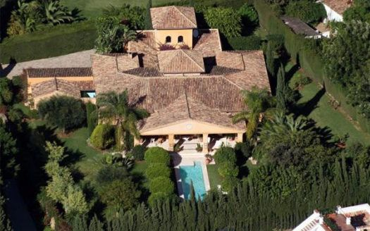 ARFV1248 - Villa espectacular en venta en Guadalmina en San Pedro de Alcantara