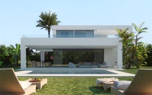 ARFV1633 - Villas modernas en venta en Rio Real en Marbella