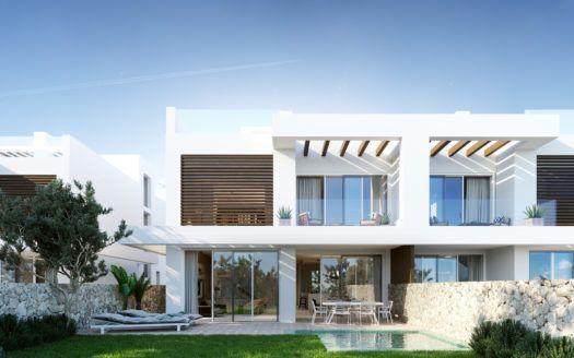 ARFV1959 - Proyecto de 6 casas adosadas en venta en Artola