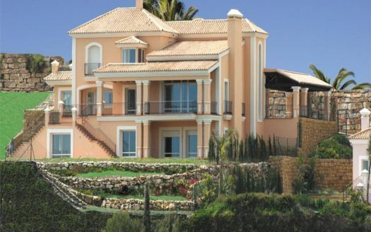 ARFV1666 - Villa en venta en La Alquería en Benahavis