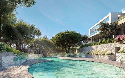 ARFA1354 - Apartamentos y áticos en venta en Artola Alta en Cabopino