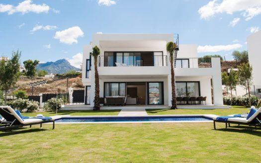 ARFV2062 - Villas contemporáneas en venta en Nueva Andalucía en Marbella