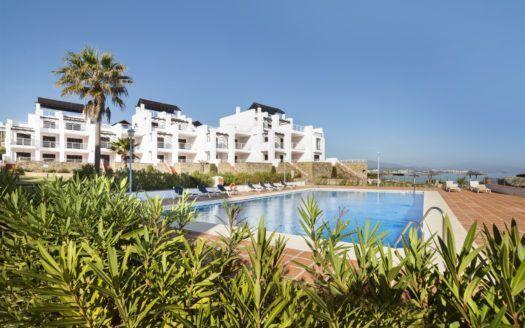 ARFA1099 - Fantásticos apartamentos y áticos en la playa en venta en Casares Playa