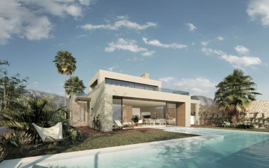 ARFV1828 - Villas llave en mano en la parcela de su elección en Marbella