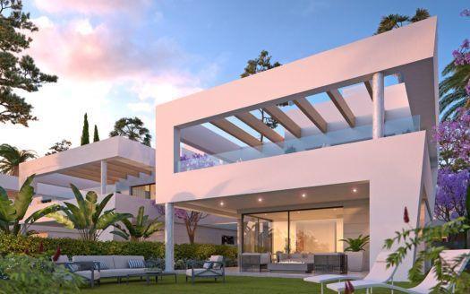 ARFV1854 - Modernas villas en venta en San Pedro de Alcántara cerca de Marbella