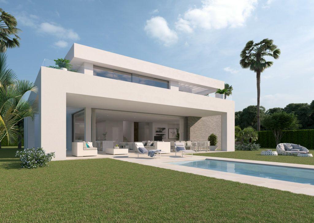 ARFV1862 - Proyecto de 27 modernas villas en La Cala Golf Resort en La Cala