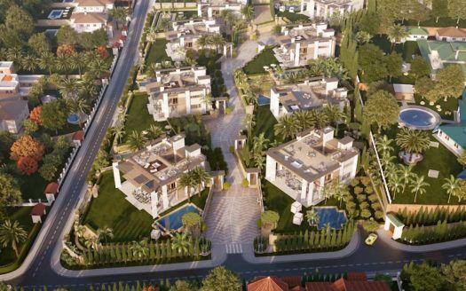 ARFV2102 - 8 superlativas villas de lujo que se construirán en Puerto Banús