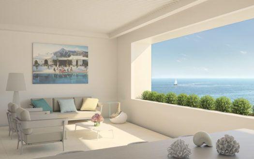 ARFA1194 - Apartamentos de lujo en venta en el centro de Estepona