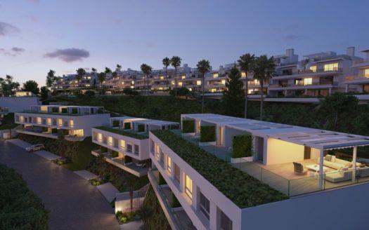 ARFTH142 - Proyecto de casas modernas en venta en Cancelada