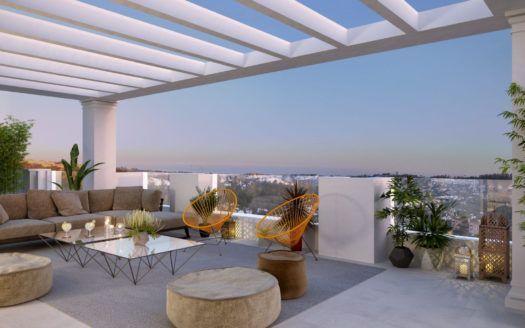ARFA1231 - Impresionantes apartamentos y áticos en venta en Nueva Andalucía