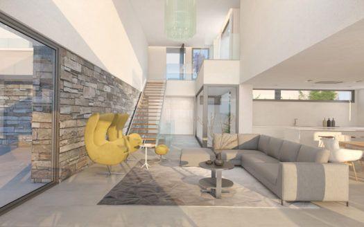 ARFV2047 - 6 nuevas villas en venta en Los Flamingos cerca de Benahavis