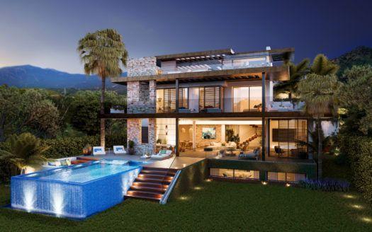 ARFV2031 - 13 modernas villas en venta con vistas panorámicas