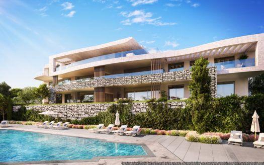 ARFA - 1365 Excepcionales apartamentos y áticos sobre los tejados de Marbella