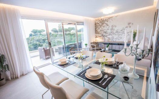 ARFA1224 - 60 exclusivos apartamentos y áticos nuevos en venta en la Cala de Mijas