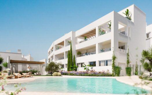 ARFA1187 - Apartamentos de estilo moderno en venta en Los Altos de Los Monteros en Marbella