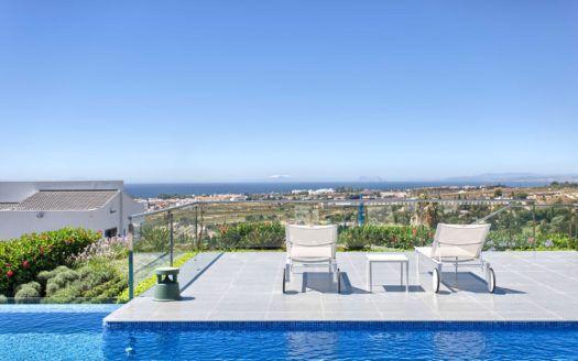 ARFV1838-134 - Villa contemporánea en venta en Los Flamingos Golf Resort en Benahavis