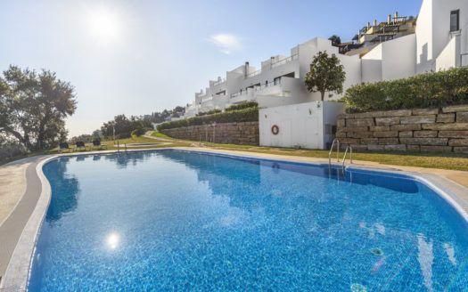 ARFTH106 - 26 casas adosadas en situación de colina con hermosas vistas al mar en venta en La Mairena