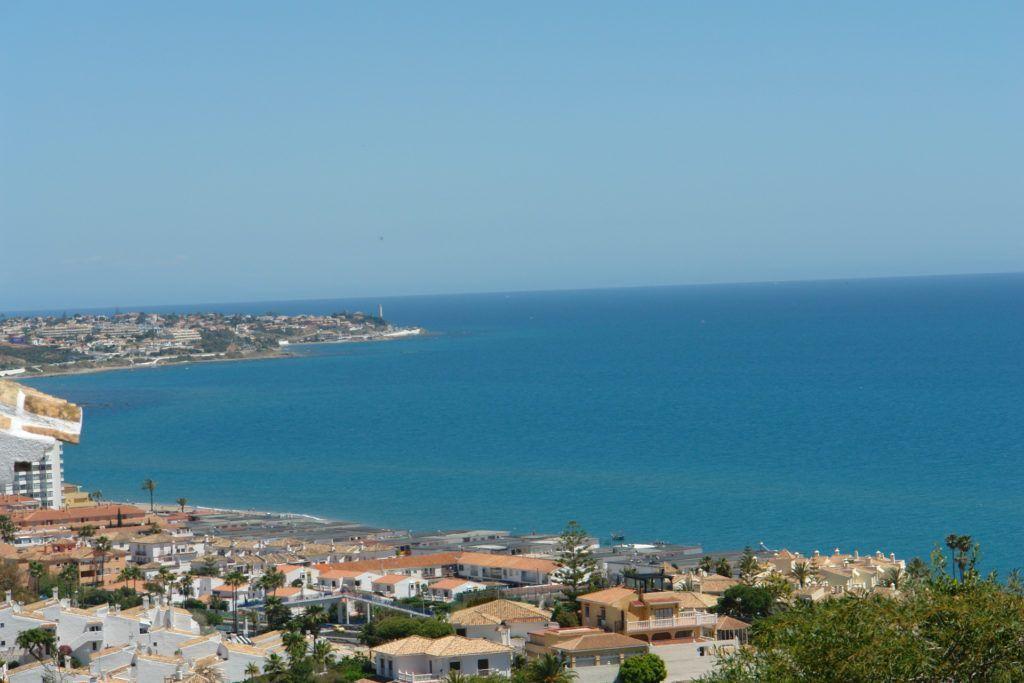 ARFA1327 - Ático en venta con vista al mar en Miraflores en Mijas-Costa