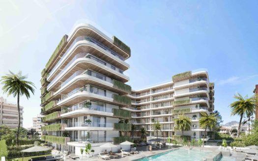 ARFA1404 Moderna y confortable vida urbana en la ciudad de Fuengirola cerca de la playa