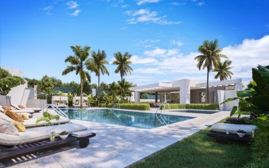 ARFV2160 - Nuevo proyecto de 23 casas exclusivas en venta en Guadalmina Alta