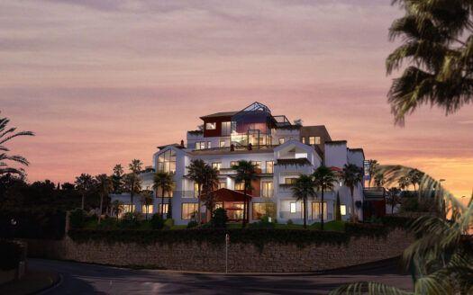 ARFA1406 - Proyecto de modernos apartamentos de lujo en venta en Río Real en Marbella