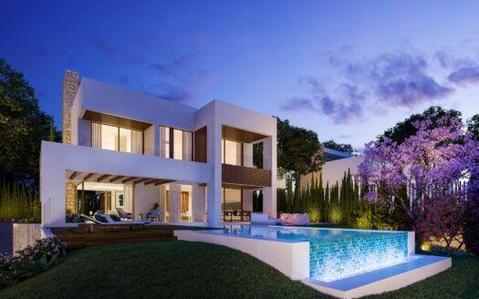 ARFV2189 15 villas de lujo situadas directamente en Marbella
