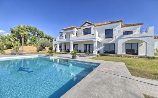 ARFV1160-365 - Fantástica villa moderna con vistas panorámicas únicas