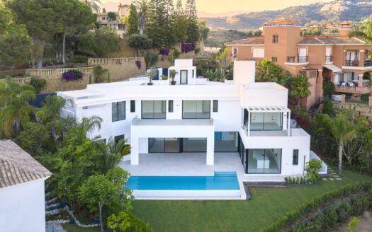 ARFV2193 Nueva villa contemporánea en venta en Río Real