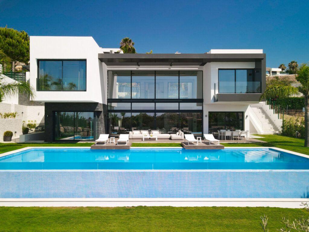 ARFV2199 Impresionante Villa de lujo a estrenar en Benahavis