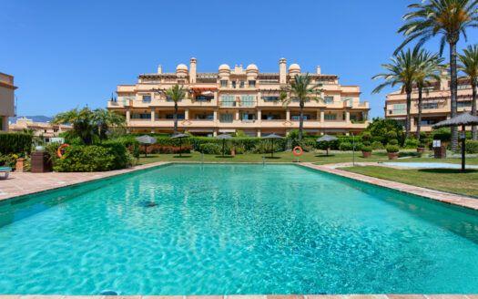 ARFVA1451-387 Fantastico apartamento en planta baja con jardin en Los Flamingos